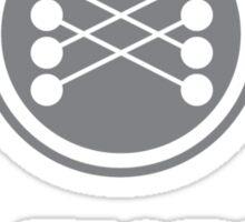 MR FUSION | Back to the Future Sticker