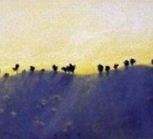 Ridge by Redviolin