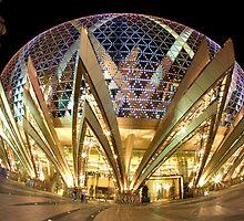 Sparkling Dome by randi83