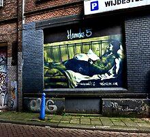 Hanneke 5 by Roddy Atkinson