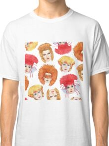 Four Faces of Toyah Classic T-Shirt