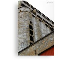 Elevator to the Past Canvas Print