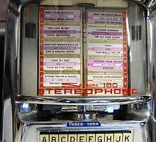 Blue Benn Jukebox by nadinecreates