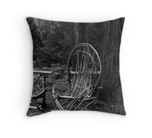 Forest Furniture Throw Pillow