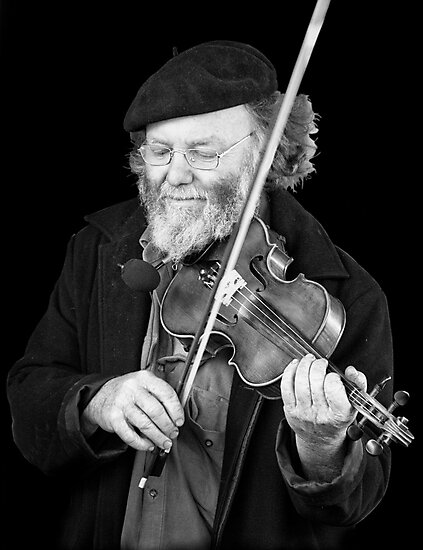 The Fiddler by Wendi Donaldson Laird