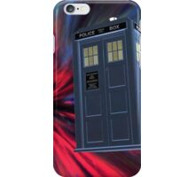 Tardis of the 3rd and 4th iPhone Case/Skin