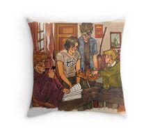 Marauders Throw Pillow