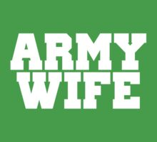 Army Wife by CarbonClothing