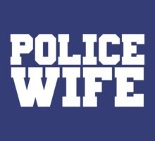 Police Wife by CarbonClothing