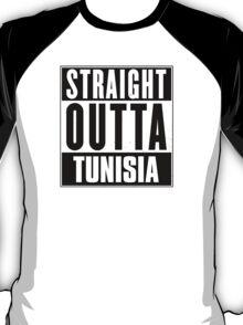 Straight outta Tunisia! T-Shirt
