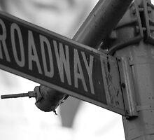 Broadway.: by maytesantos