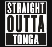 Straight outta Tonga! by tsekbek
