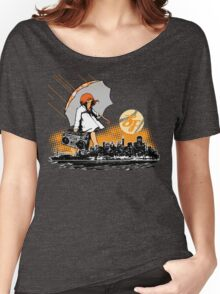 It's Raining Game in SF Women's Relaxed Fit T-Shirt