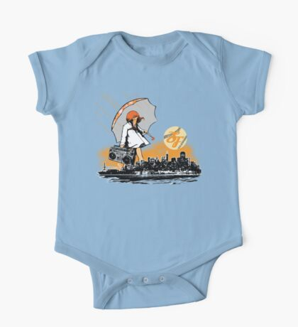 It's Raining Game in SF One Piece - Short Sleeve