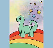 Magical Kawaii Dinosaur Unisex T-Shirt