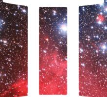 Gemini - The Twins Symbols  Sticker