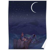 Astro Children Poster