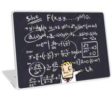 Maths - Uh! Laptop Skin