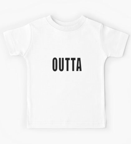 Straight Outta The Sip Mississippi State Kids Tee