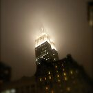 Empire State Building by Anthony Hennessy