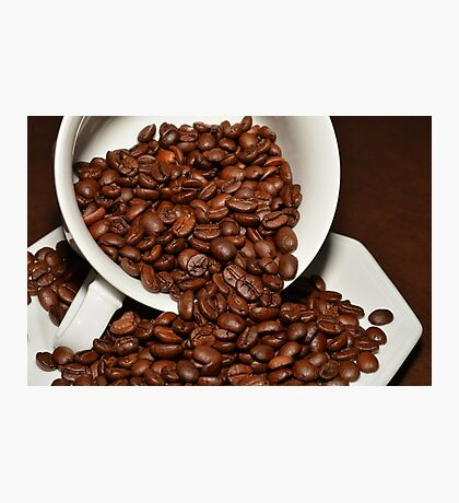 Coffee beans Photographic Print