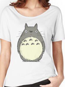 Tonari no Totoro Women's Relaxed Fit T-Shirt