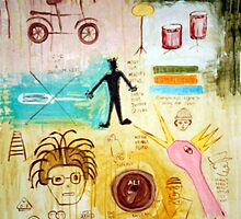 Basquiat Movie by Jason Wenzel