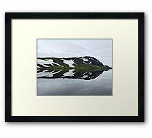 Icelandic Morning Framed Print