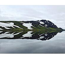 Icelandic Morning Photographic Print