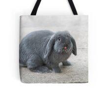 Funny Rabbit Tote Bag