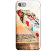 Fishing Boat Hull (Goa) iPhone Case/Skin