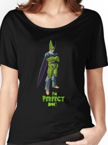 Perfect Cell Women's Relaxed Fit T-Shirt