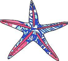 lilly starfish by Emily Grimaldi