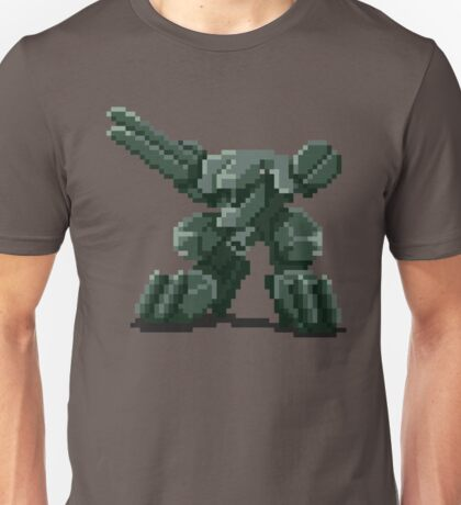 Metal Gear Pixel Unisex T-Shirt