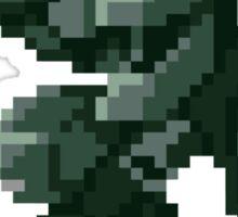 Metal Gear Pixel Sticker