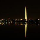 Monumental Reflections... by Gary  Oertel