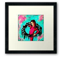 Älva in frame Framed Print