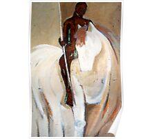 Copper rider No5 Poster