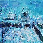 Snow scene by © Pauline Wherrell