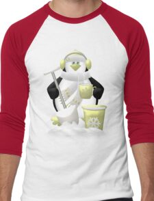 Time For A Cuppa  Men's Baseball ¾ T-Shirt