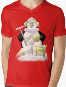 Time For A Cuppa  Mens V-Neck T-Shirt