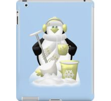 Time For A Cuppa  iPad Case/Skin