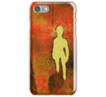 Light Being of Stonehenge by Sarah Kirk iPhone Case/Skin