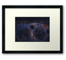 Mysterious Membranes Framed Print