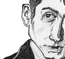 Alex Turner Portrait by PhilippaDMTW
