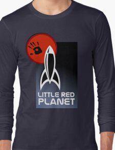 little red planet Long Sleeve T-Shirt