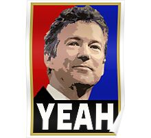 Rand Paul - Yeah Poster