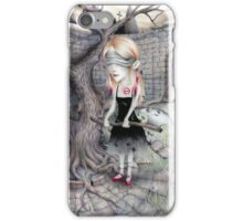 The Red Shoes iPhone Case/Skin