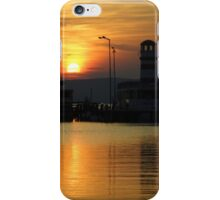 Sunset At Neusiedlersee iPhone Case/Skin