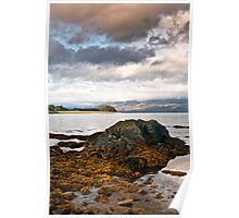 Early Morning over Loch Linnhe Poster